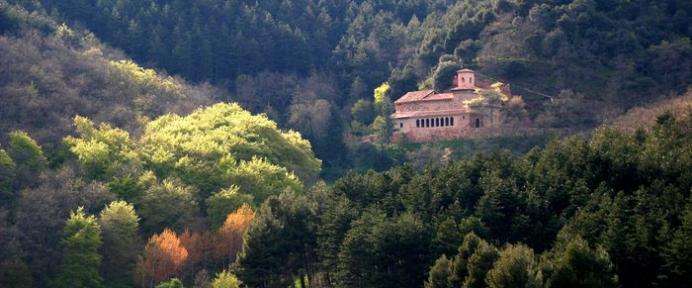 Monasterios De Suso , en San Millan de la Cogolla