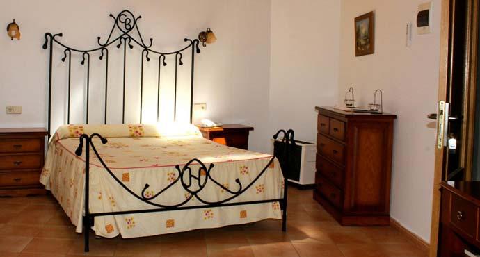 Instalaciones del Hotel Conde de Badarán